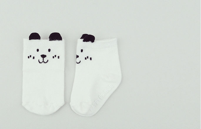 Animal Socks - Blanco - product images  of