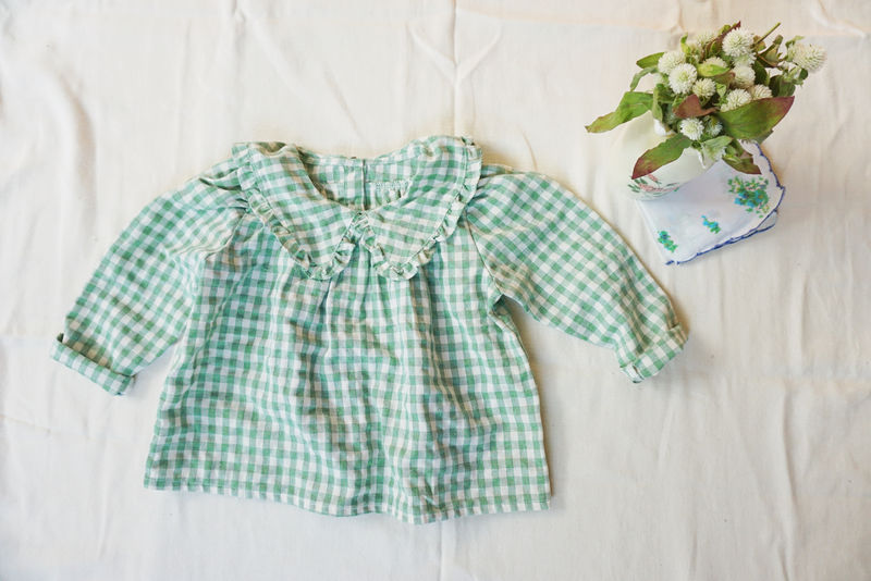 Berry Blouse Check - product images  of
