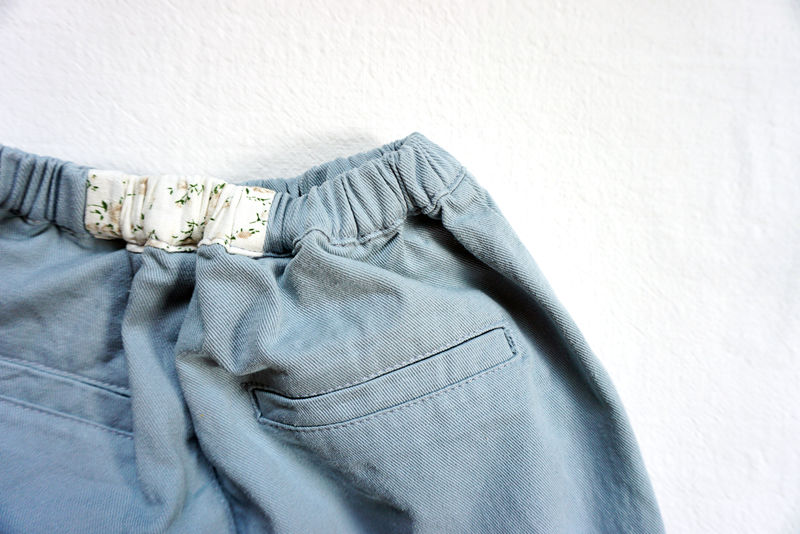 Demmeu Pants - Blue - product images  of