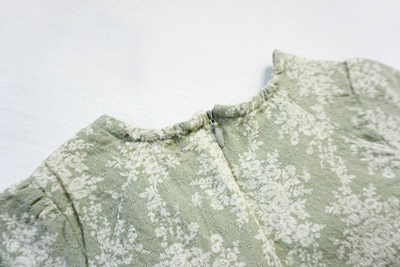 Bake One-piece - Mint - product images  of