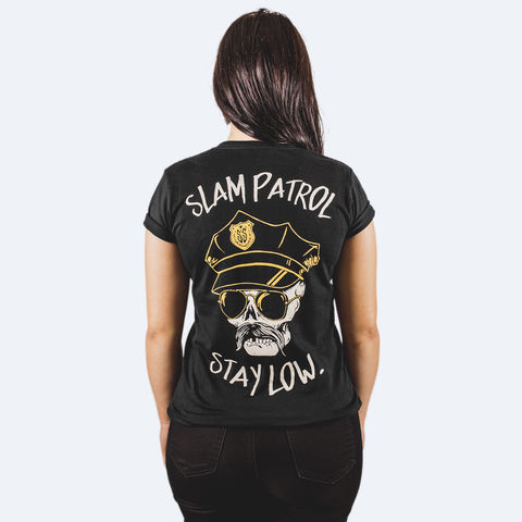 SLAM,PATROL,WOMENS,T-SHIRT