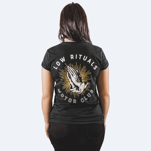 LOW,RITUALS,WOMENS,T-SHIRT