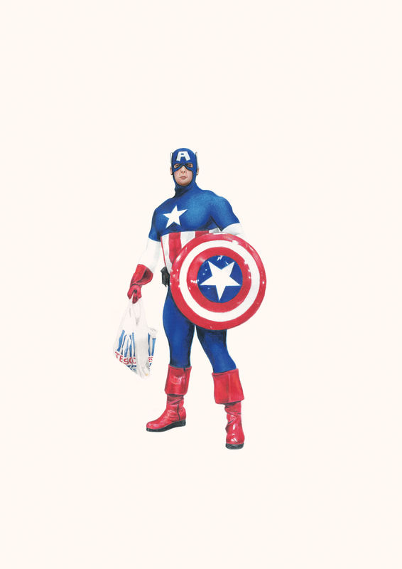 'Captain America' - product images