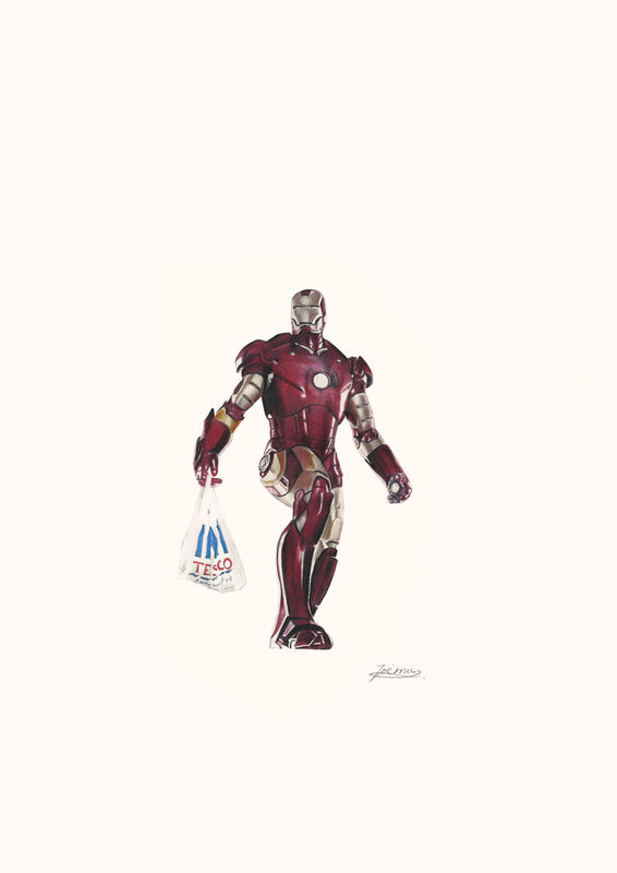 'Iron Man' - product images