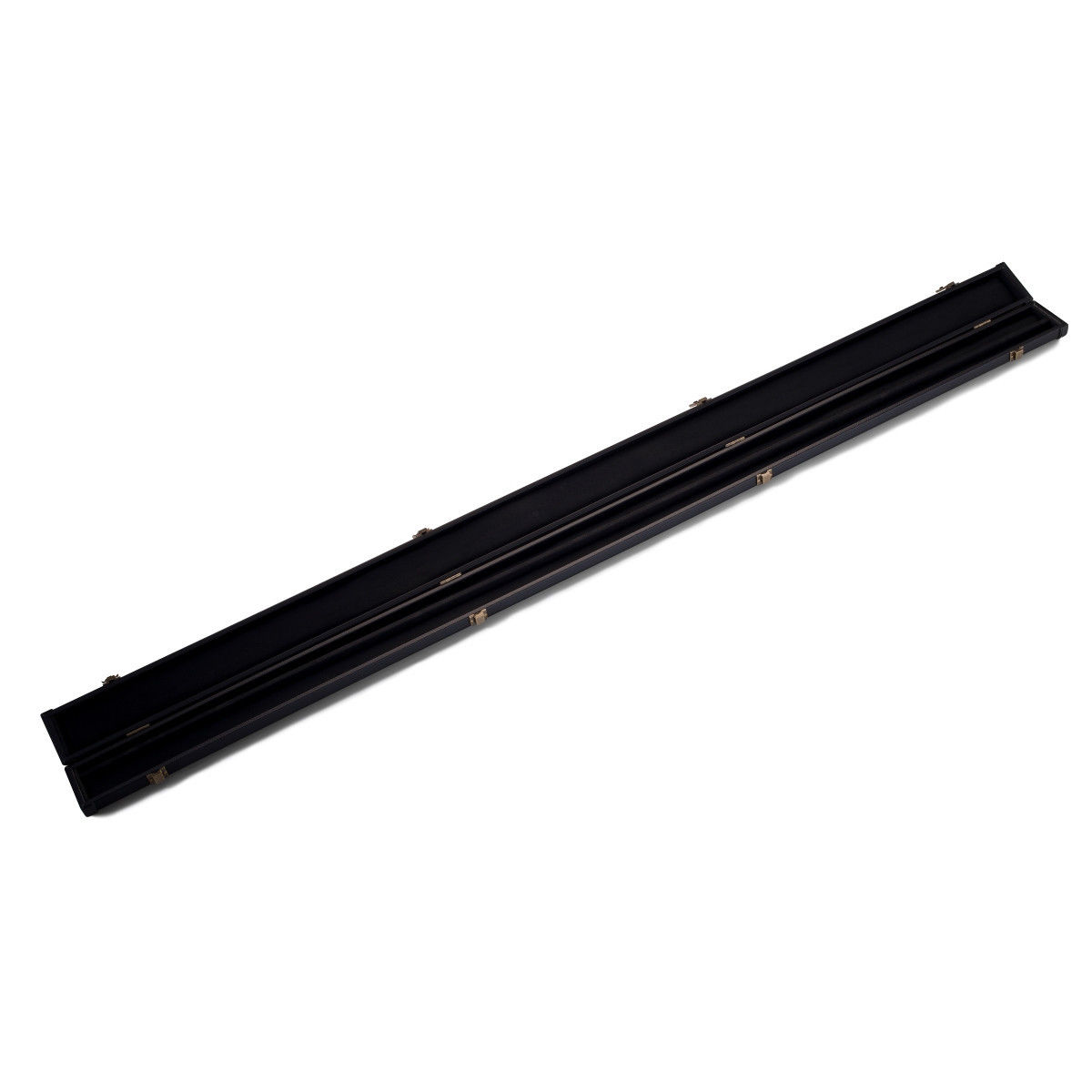 PERADON BLACK CLUBMAN CUE CASE - 1 PIECE CUES - product images  of