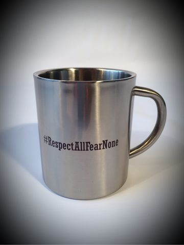 Vacuum,Statement,Outdoor,Camping,Mug,-,#RespectAllFearNone,CrossRodAce, www.CrossRodAce.com, Cross, Hashtag, Respect, All, Fear, None, RespectAllFearNone, Vacuum, Stainless, Steel, Silver, Outdoor, Mugs, With, Space, Hot Rod, Biker, Hotrodder, Hotrod, hot, rod, cars, bikes, choppers, bobber, hotrodder, ku