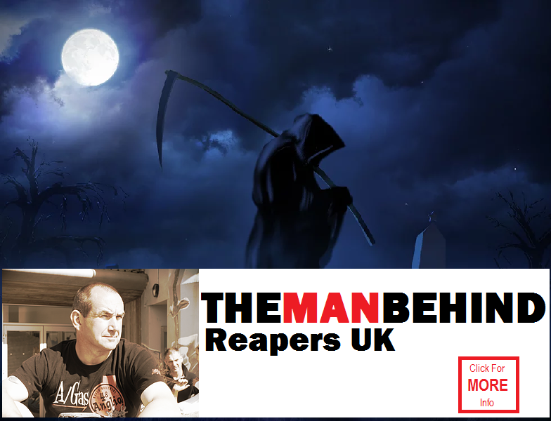 Reapers cc UK Founder