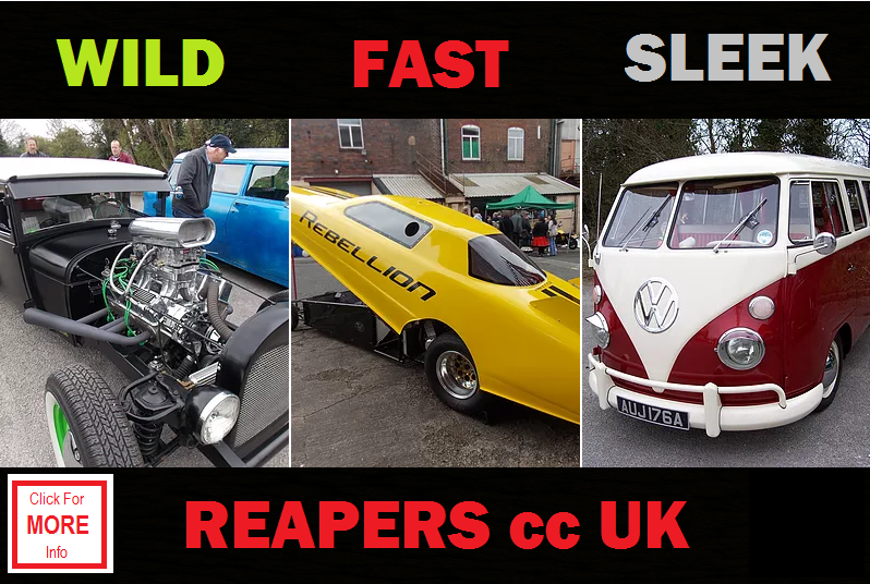 Reapers cc UK