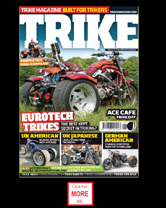 Trike Magazine-Built For Trikers