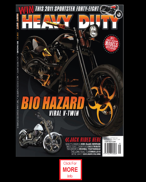 Heavy Duty Motorcycle Magazine