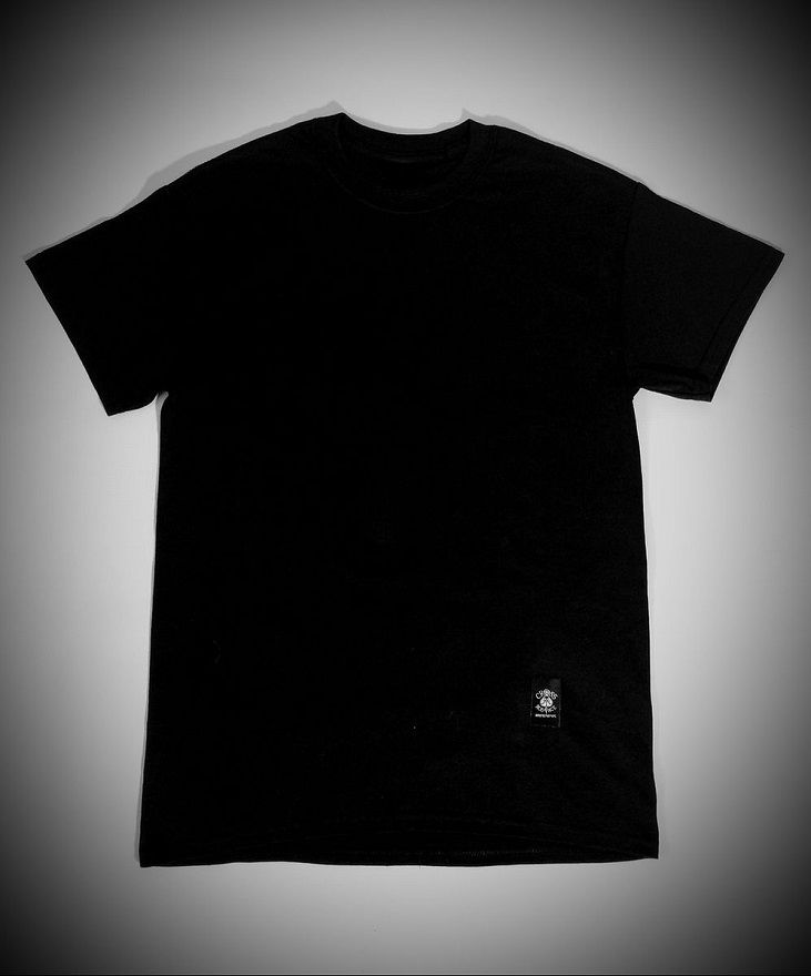 'Respect All Fear None' Tee/Tshirt-Black - product images  of