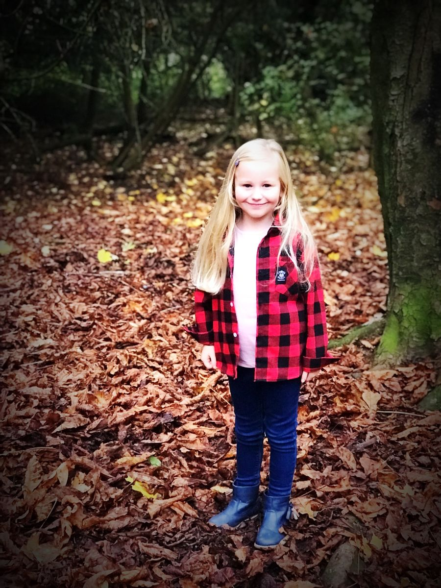 c98fad786 ... Girls Lumberjill Brushed Flannel Kids Check Shirt - Red/Black - product  images of ...