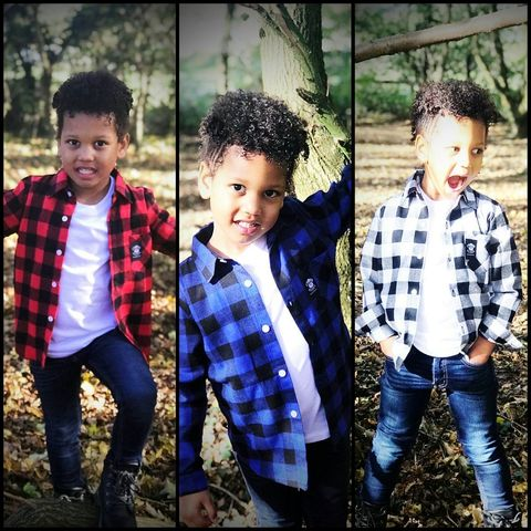 Boys,Lumberjack,Brushed,Flannel,Kids,Check,Shirt,-,Combo,Pack,cool shirt, kids shirt, kids check shirt, blue black check shirt, kids long sleeve shirt, lumberjack shirt, crossrodacekids shirt