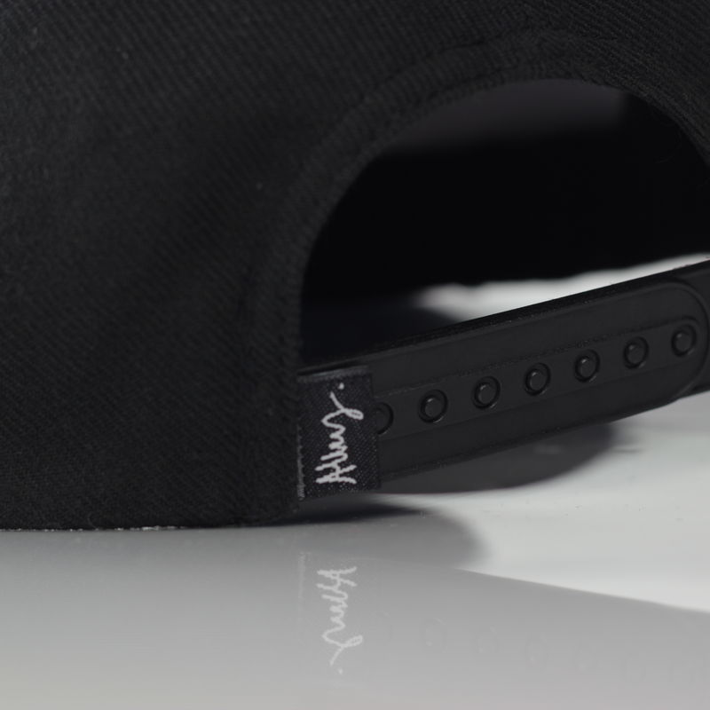 Vogue Black on Black Snapback - product images  of