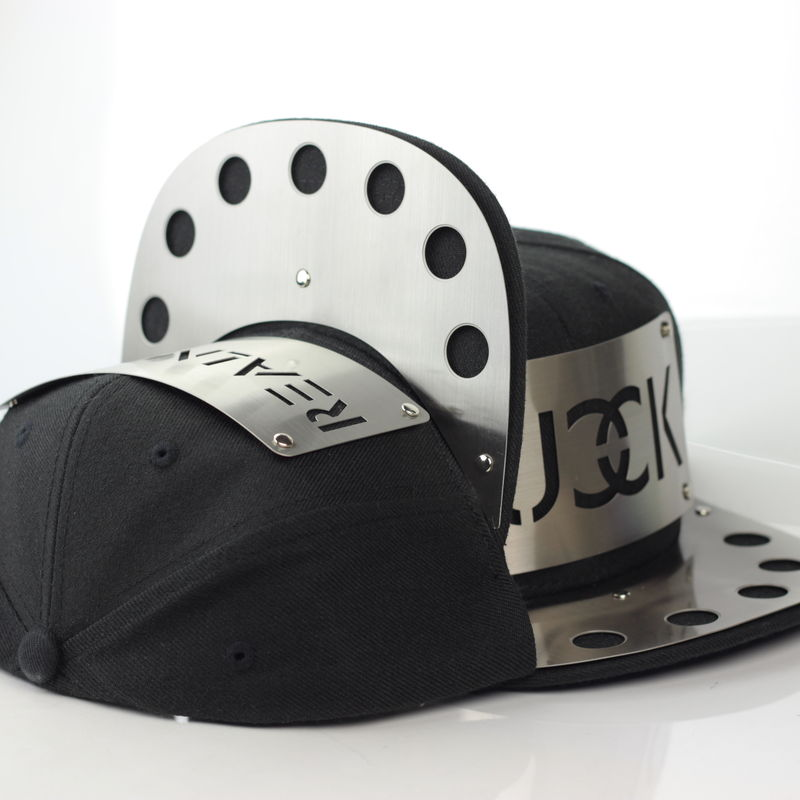 Vogue Metal Brim Snapback - product images  of
