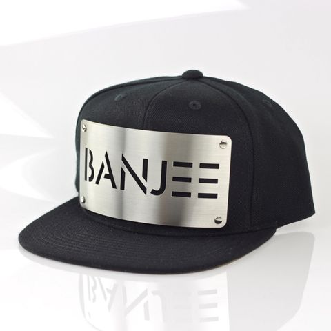 Banjee,Snapback,Karl Alley, Banjee , plate, snapback, hat, boy london