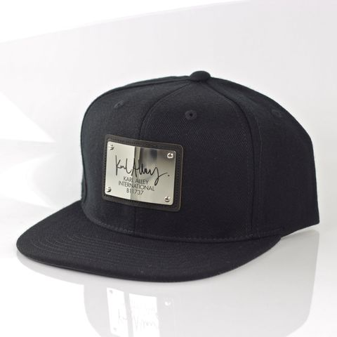 Karl,Alley,Signature,Snapback,(Archive),Karl Alley, Karl Alley Signature Snapback , plate, snapback, hat, boy london