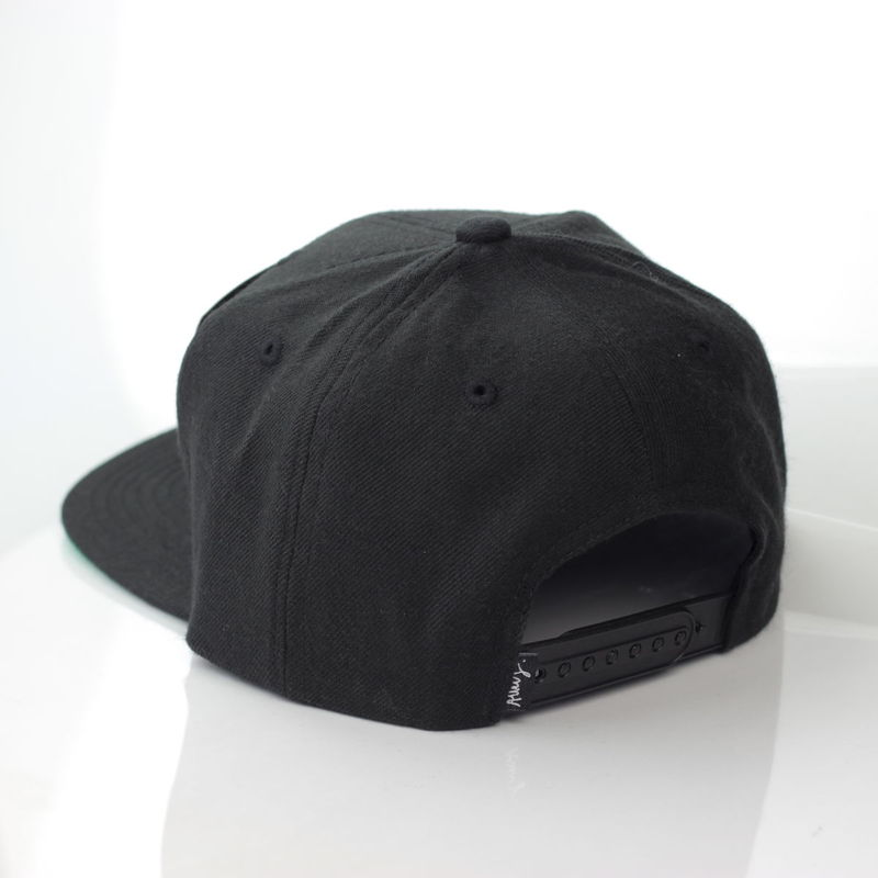 World Flags Signature Snapback (Black - Archive) - product images  of