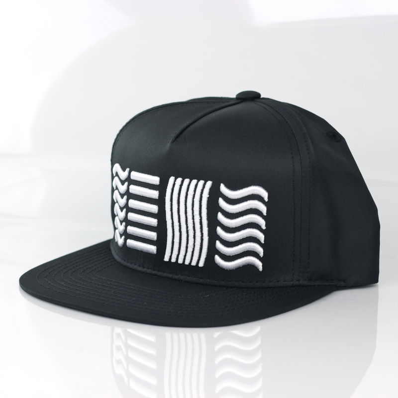 Black Snapback (5 Elements) - product images  of