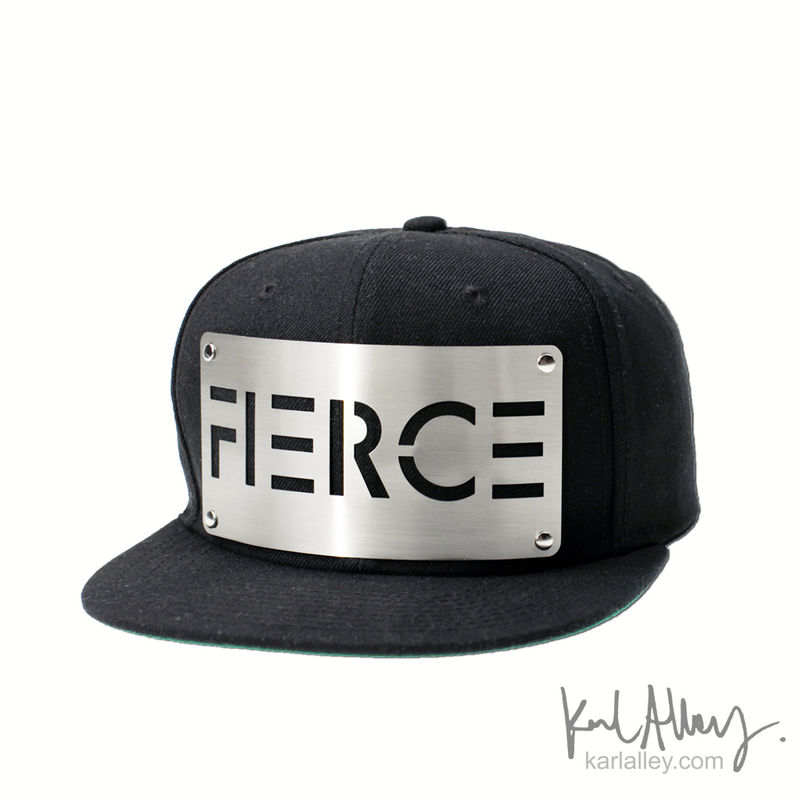 Fierce Snapback Hat - product images  of