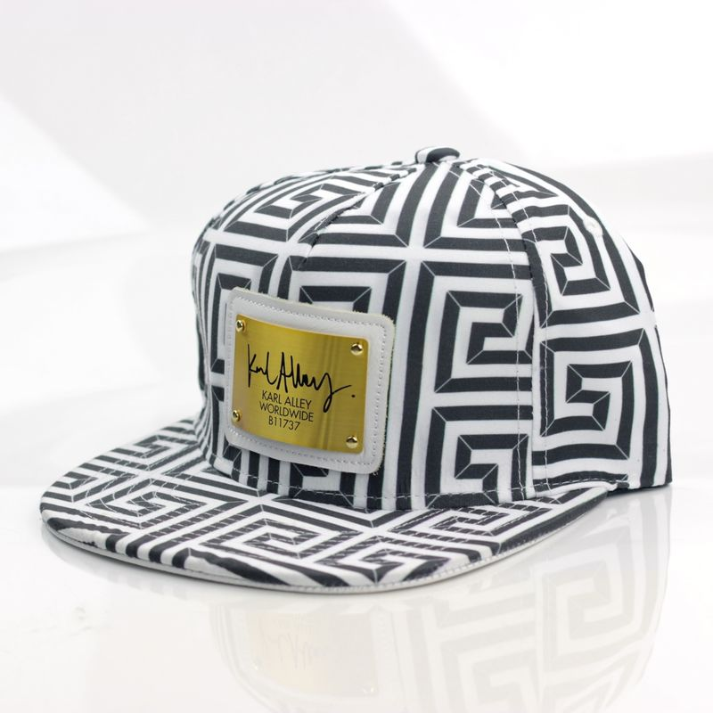 Greek Key Snapback (All-over) - product images  of