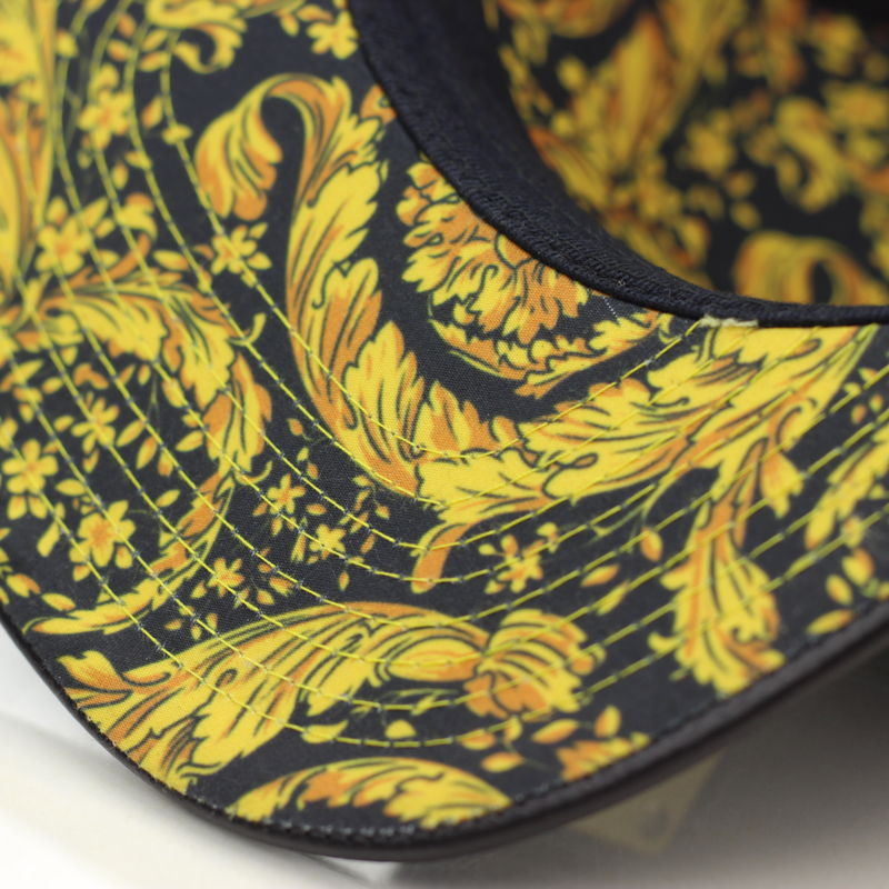 Baroque Swirl Snapback (Leather) - product images  of