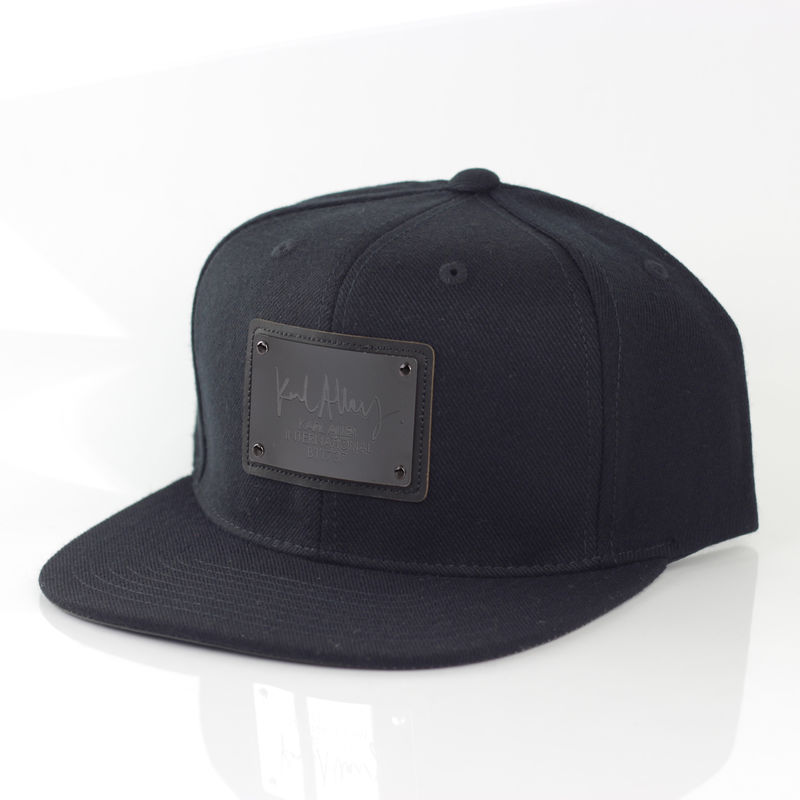 Karl Alley Signature Snapback (Black/Premium - Archive) - product images  of