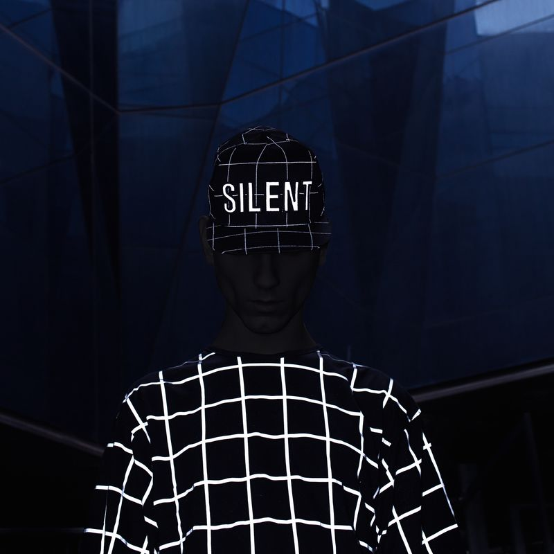 Silent Reflection - Grid Tee - product images  of