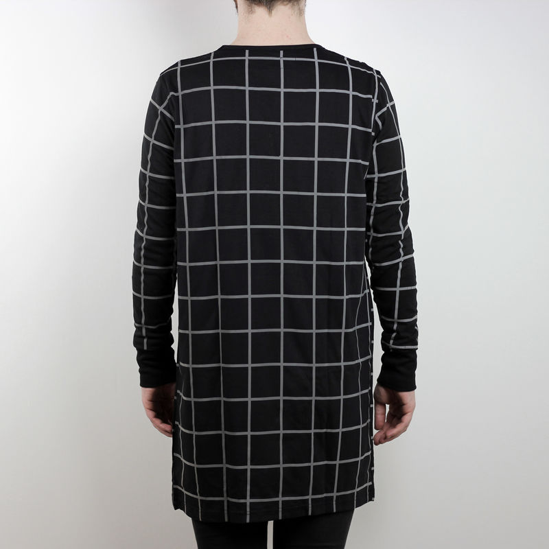 Silent Reflection - Grid Longsleeve - product images  of