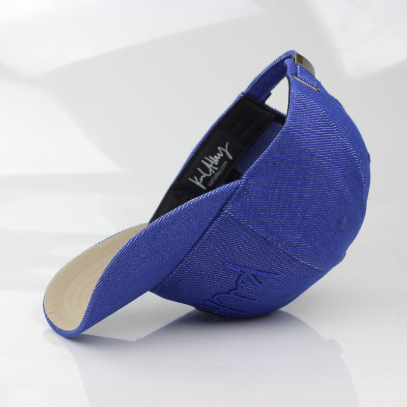 Signature Denim Strapback (Royal) - product images  of