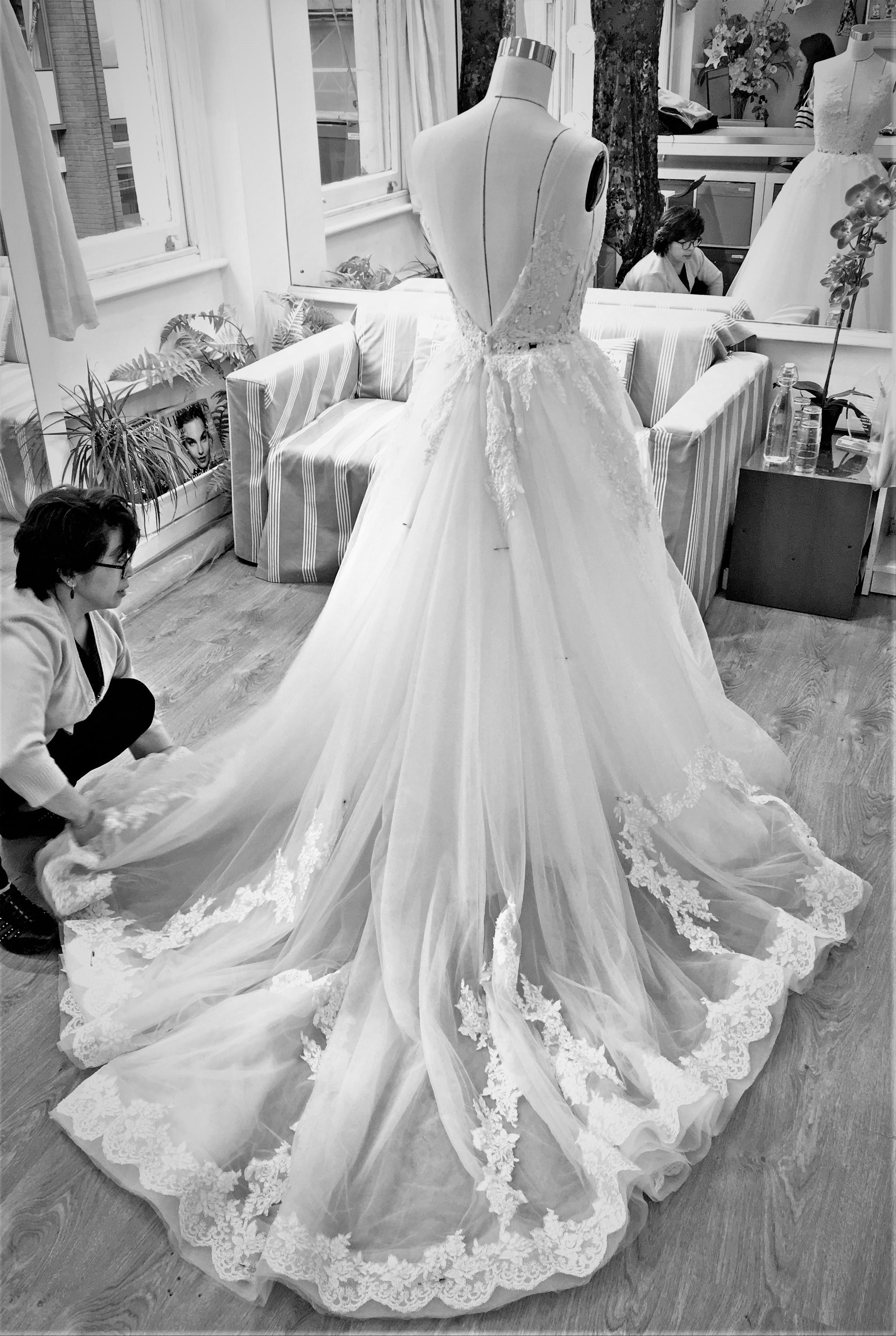 Recommended Wedding Dress Alterations London Wedding Dress Bapala