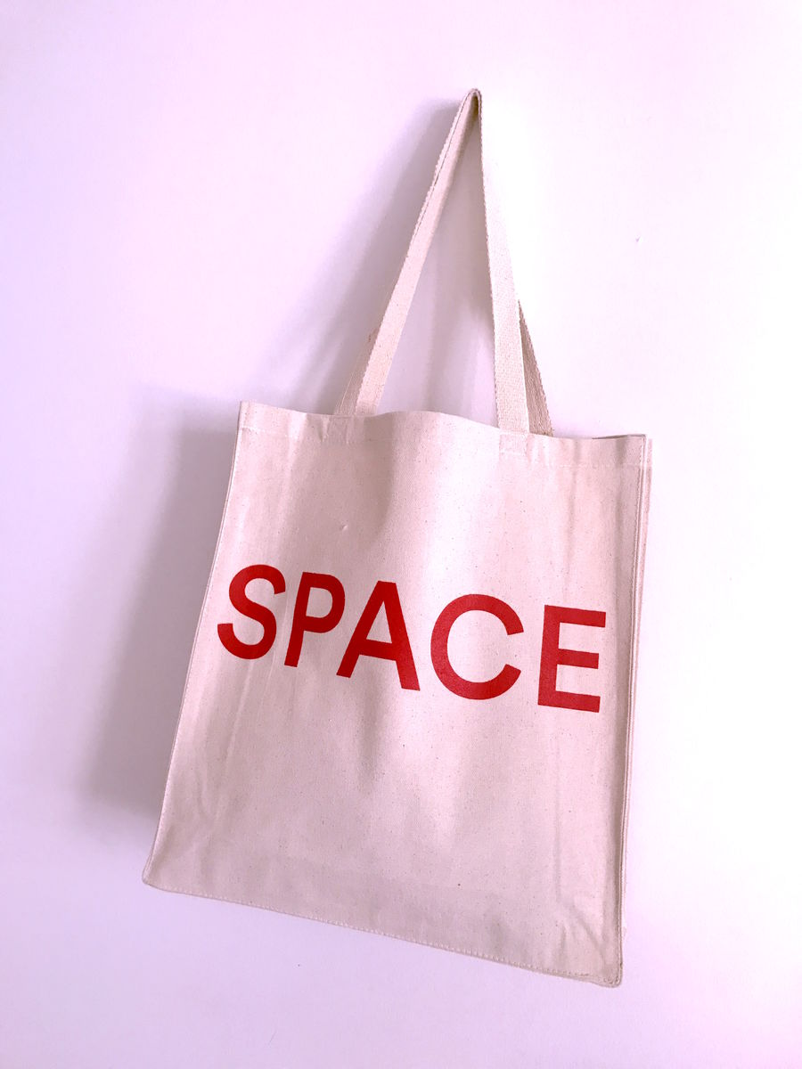 Brutal Magazine SPACE Tote Bag - product images  of