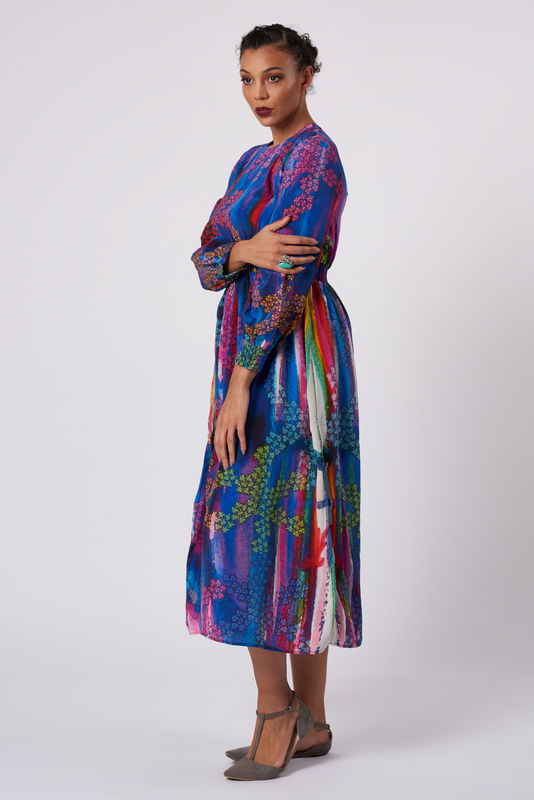 Vivid Dreams Maxi Dress - product images  of