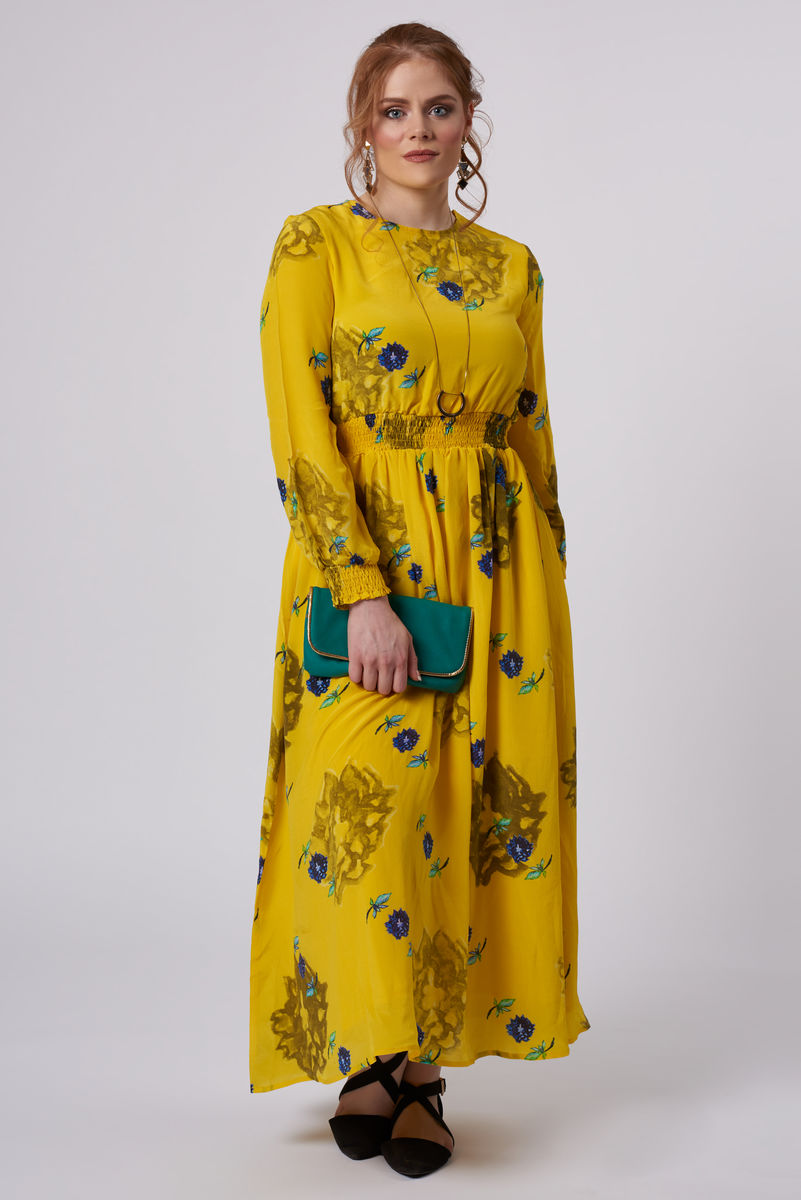 Moon Flower Maxi Dress - product images  of