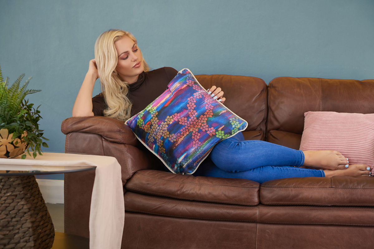 Vivid Dreams Cushion Cover - product images  of