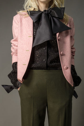 Easy,tailored,three,buttoned,jacket,wool, fashion, womenswear, tailored, fashion