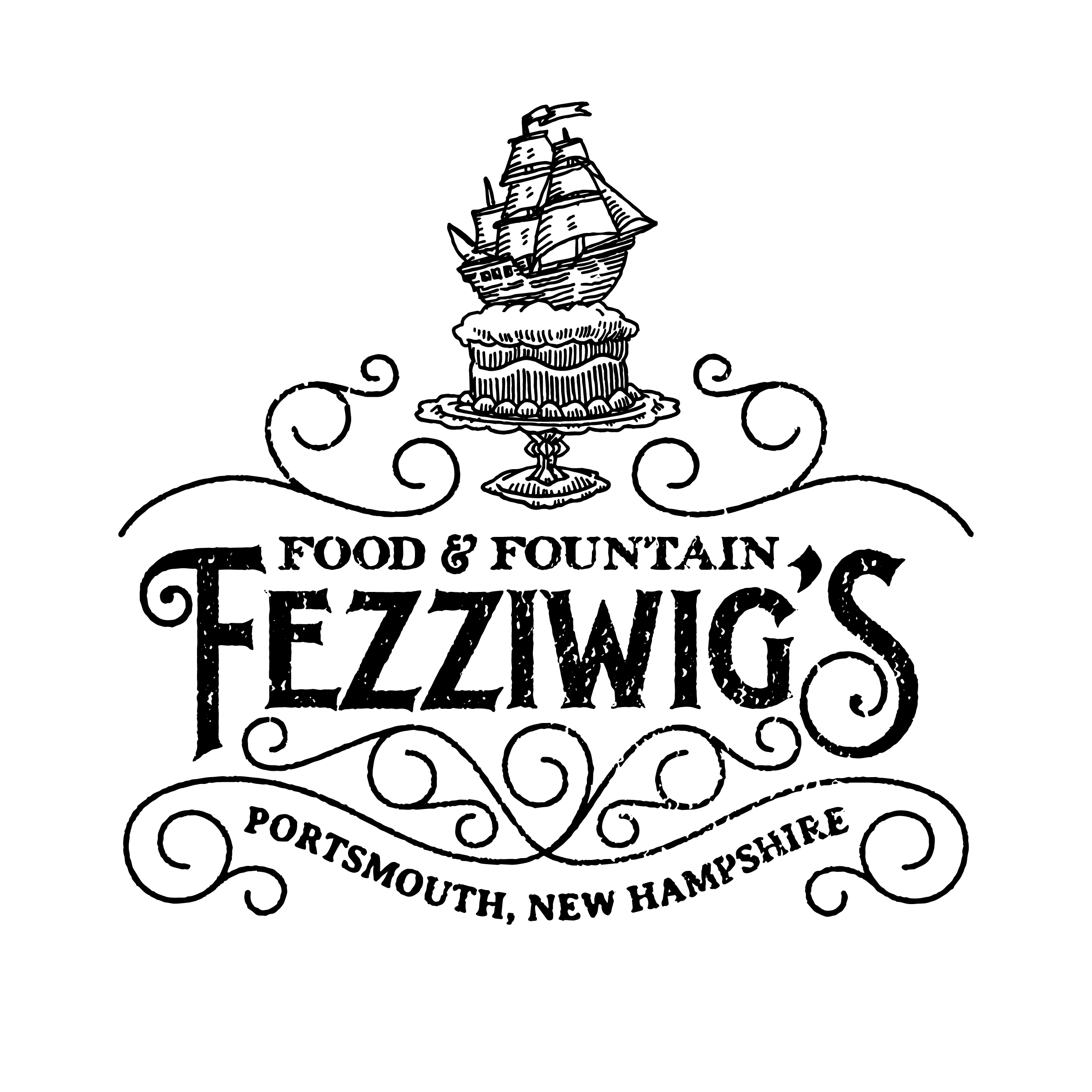 Fezziwig's Food & Fountain