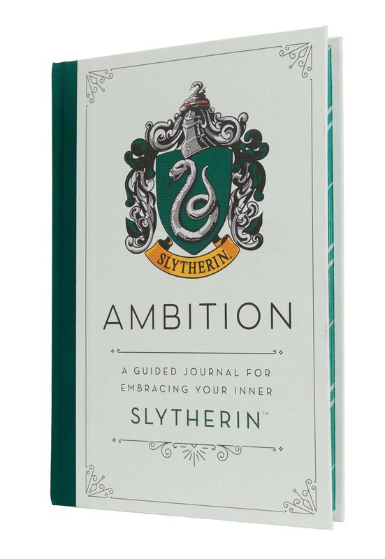 Harry Potter: Ambition A Guided Journal for Embracing Your Inner Slytherin - product image