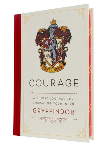 Harry,Potter:,Courage,A,Guided,Journal,for,Embracing,Your,Inner,Gryffindor,Harry Potter-Gryffindor-Journal