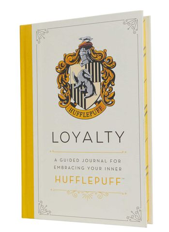 Harry,Potter:,Wisdom,A,Guided,Journal,for,Embracing,Your,Inner,Hufflepuff,Harry Potter-Hufflepuff-Journal
