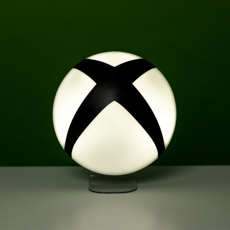 Officially Licensed Xbox Logo Desktop Light - product images  of