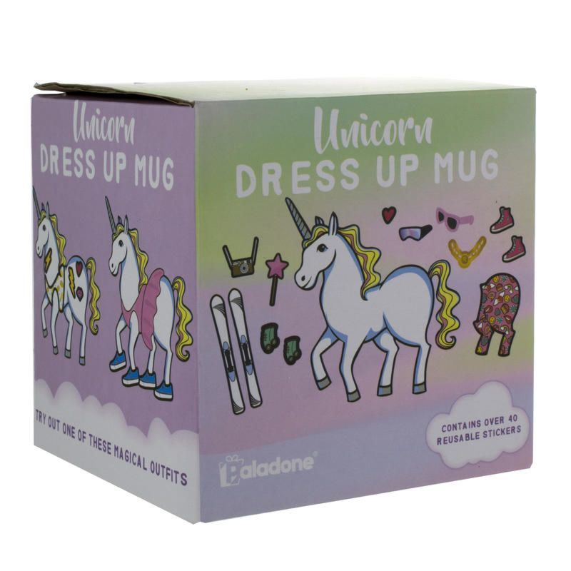 Unicorn Dress-up Mug - product images  of