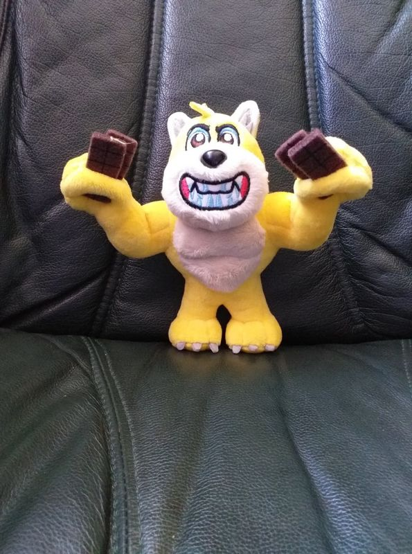 Bandicoot Beast Soft Toy - Bruce - product images  of