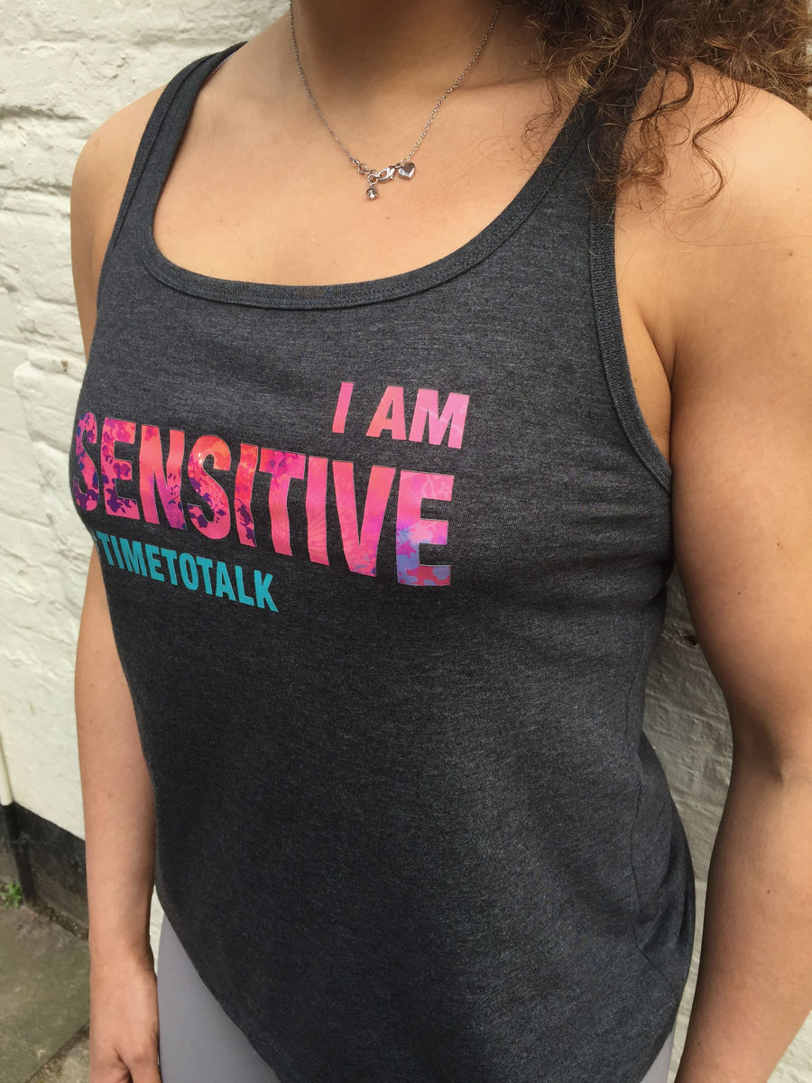 I AM SENSITIVE VEST - product images  of
