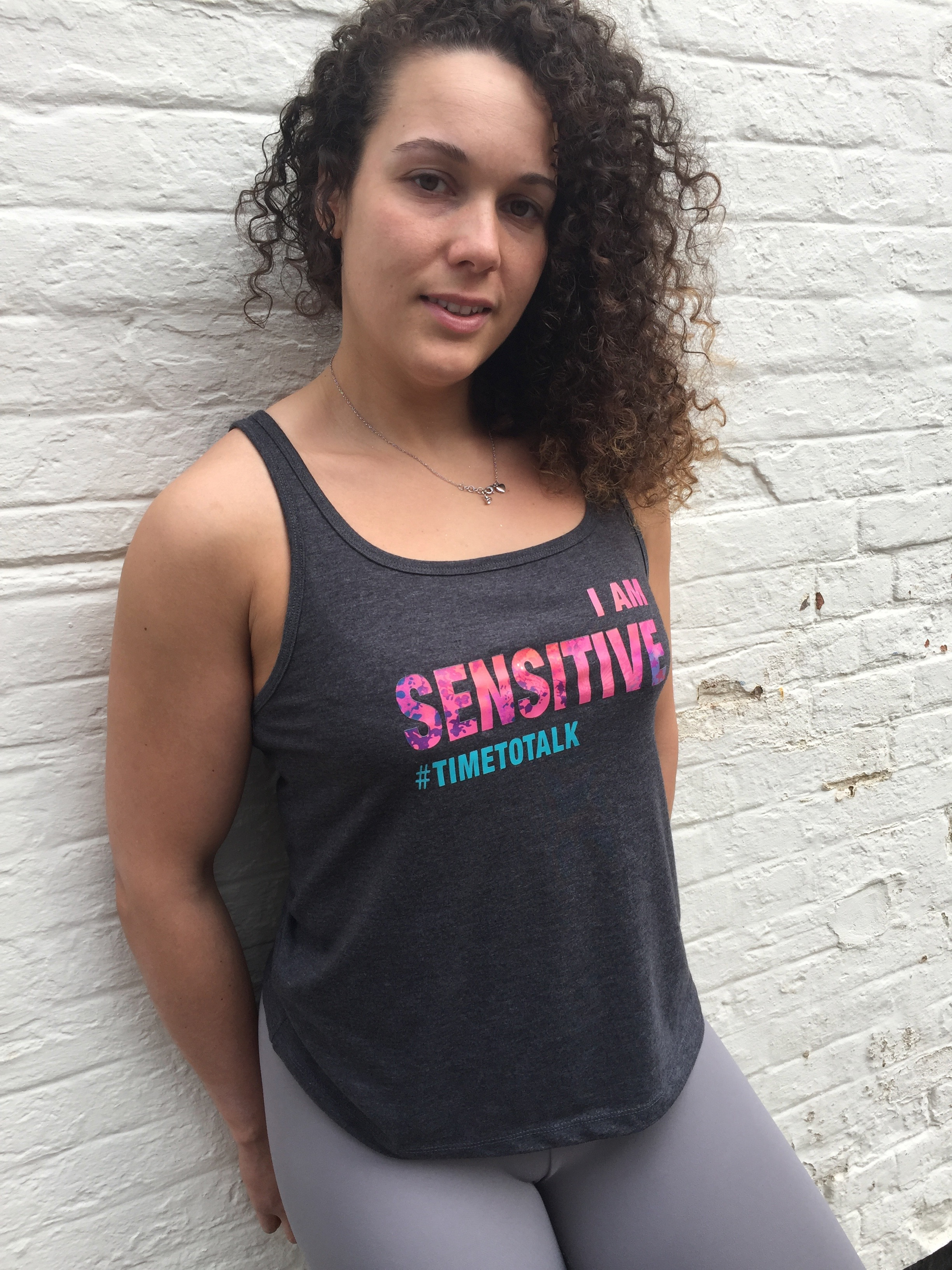 I Am Sensitive t-shirt