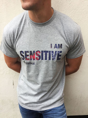 I,AM,SENSITIVE,T-SHIRT,I AM SENSITIVE T-SHIRT, mental health tshirt, mental wellness, headstogether, mental health awareness, mental health recovery, bettertogether, youngminds, timetotalk, ladies t-shirts, ladies sportswear, sports clothing, gym wear, gym clothing, slogan T
