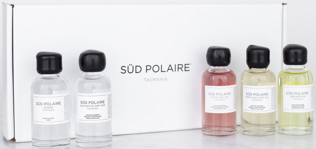 Süd Polaire Collection - gift box - product images  of