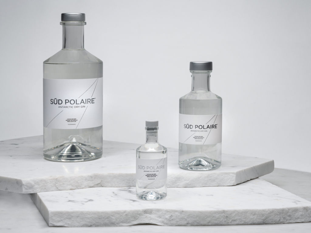 SÜD POLAIRE - ANTARCTIC DRY GIN - product images  of