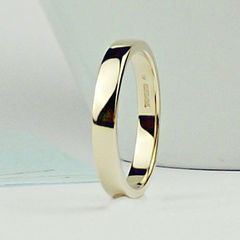 Solid 9ct Gold Wedding Ring - product images  of