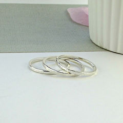 Skinny,Sterling,Silver,Stacking,Rings,sterling silver stacking rings,silver stacking rings,stackable rings, silver rings, skinny silver rings, silversynergy
